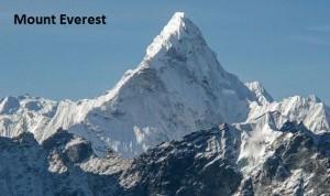 Attachment 2 Mount Everest